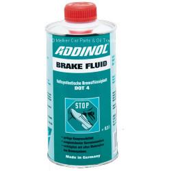 Brake Fluid (тормозная жидкость)